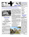 Bexar tracks : the newsletter of the Bexar Audubon Society, Vol. 26, No. 08