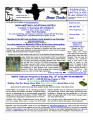 Bexar tracks : the newsletter of the Bexar Audubon Society, Vol. 27, No. 01