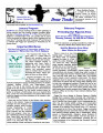 Bexar tracks : the newsletter of the Bexar Audubon Society, Vol. 28, No. 01