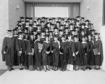 First UTSA graduating class