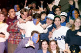UTSA students express their school spirit at Homecoming 1993