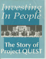 Investing in People: the Story of Project Quest