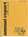 Annual report - The University of Texas Institute of Texan Cultures at San Antonio, 1977
