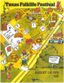 Program guide - Texas Folklife Festival, August 3-6, 1978