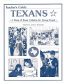Texans A Story of Texan Cultures for Young People