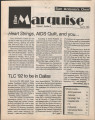 The Marquise, April 9, 1992