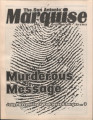 The Marquise, January  27-February 9, 1994