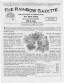 Rainbow Gazette, Volume 5, Issue 12, December 2000