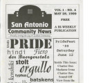 San Antonio Community News, May 28, 1999