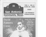 San Antonio Community News, June 25, 1999