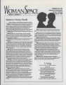 WomanSpace, March 1989