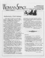 WomanSpace, December 1989