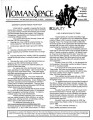 WomanSpace, January 2006