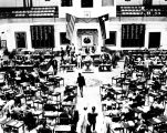 Legislators meeting at 1974 Texas Constitutional Convention, House Chamber, Texas State Capitol