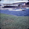Mercury Outboard Water-Ski show on lake at HemisFair'68