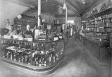 Interior of Speckels and Heim General Merchandise Store