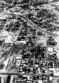 Aerial view of Vista Verde North Urban Renewal Area, San Antonio, Texas