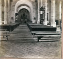 Interior of San Fernando Cathedral, San Antonio, Texas, ca. 1877