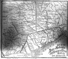 """""Map of the San Antonio and Aransas Pass Railway and Connections"""""