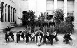 High school football team, Bastrop, Texas, 1928