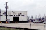 Exterior of the Joe Grasso Company, Galveston, Texas, 1975