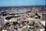 Southwestern section of HemisFair'68 from Tower of the Americas from Tower of the Americas
