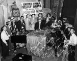United China Relief Drive, San Antonio, Texas, 1942