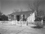 Hein House at 508 Santa Clara Street at corner of Culberson Alley, New City Block 703, Urban Renewal Project 5, site...