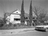 Ernest and Olga Hampe House at 501 Victoria Street at corner of Santa Clara Street, New City Block 703, Urban Renewal...