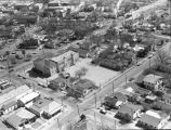 Aerial view looking east toward New City Block 687/874/818