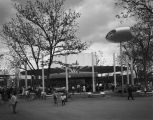 Ford Motor Company Pavilion, designed by Gunnar Birkerts and Associates, architects, at HemisFair'68