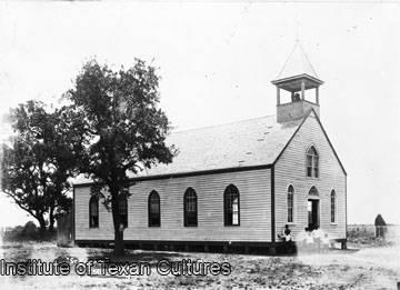 St  Joseph's Catholic Church, Gussettville, Texas - General